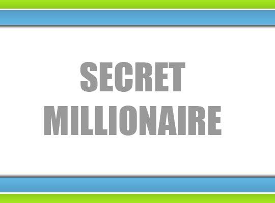Secret Millionaire